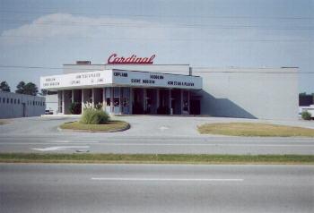 jacksonville nc theaters